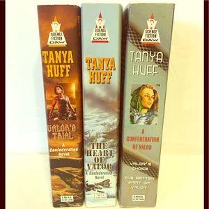 Tanya Huff paperback A Confederation novels